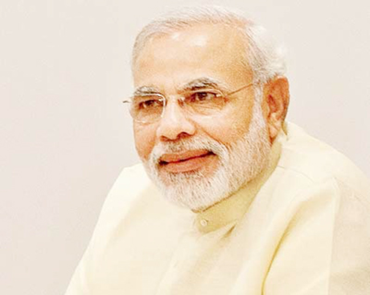 Modi trying to mend ties with Muslims