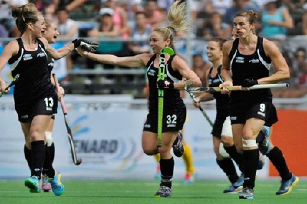 New Zealand women stun Australia in hockey World League