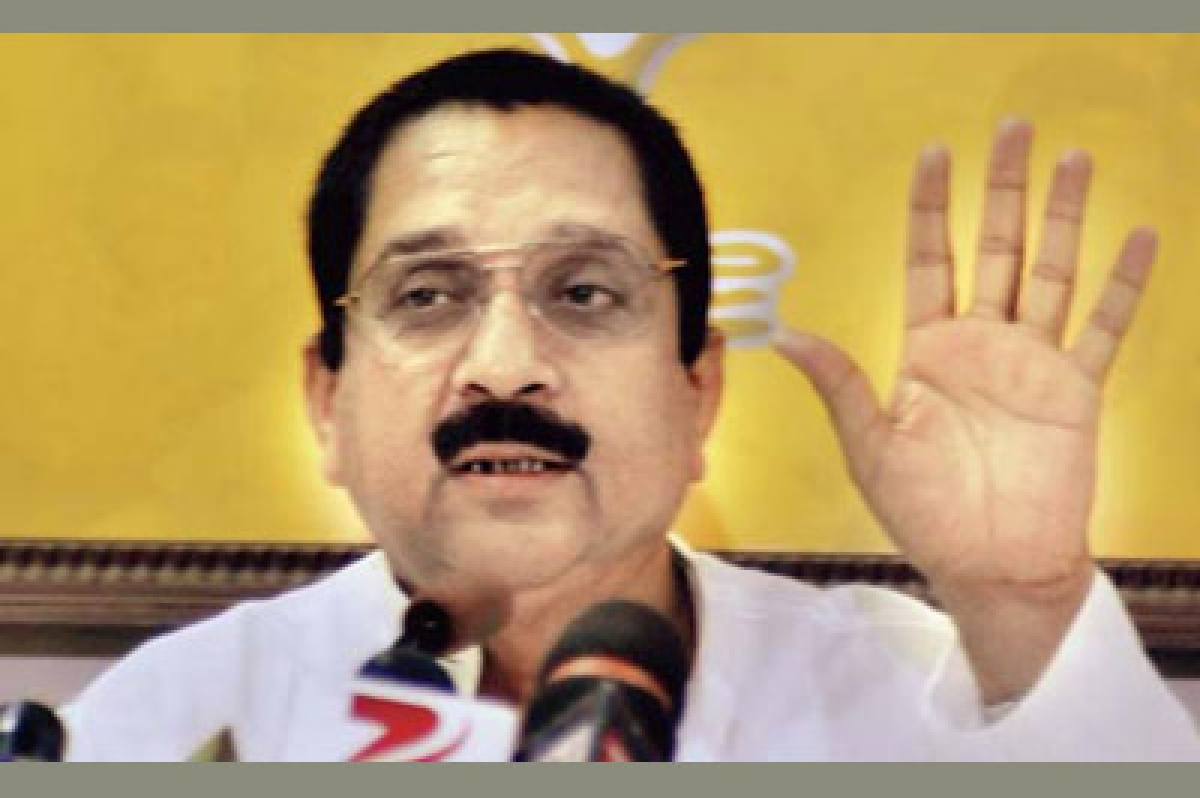 'Insider blow' to state BJP