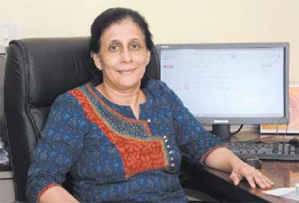 """""""An engineer is an engineer…"""" – Dr. Shubha Pandit, Principal of K. J. Somaiya College of Engineering"""