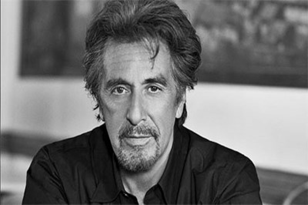 Al Pacino, Lucila Sola split