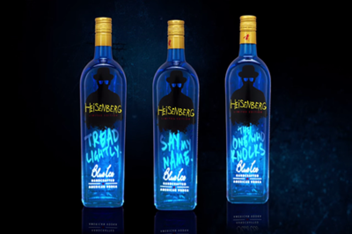 'Breaking Bad' now has its own vodka