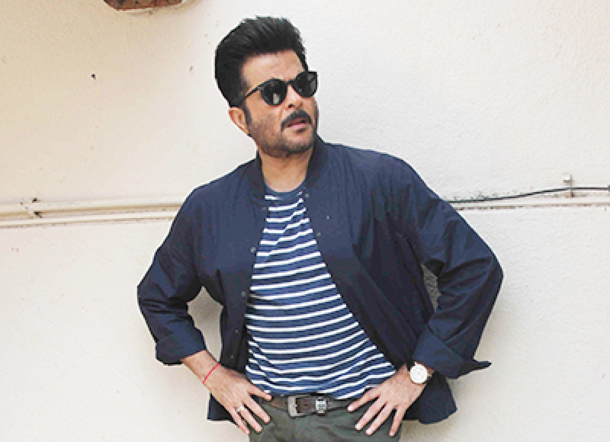 Early to bed, early to rise, keeps   Anil Kapoor fit & fine