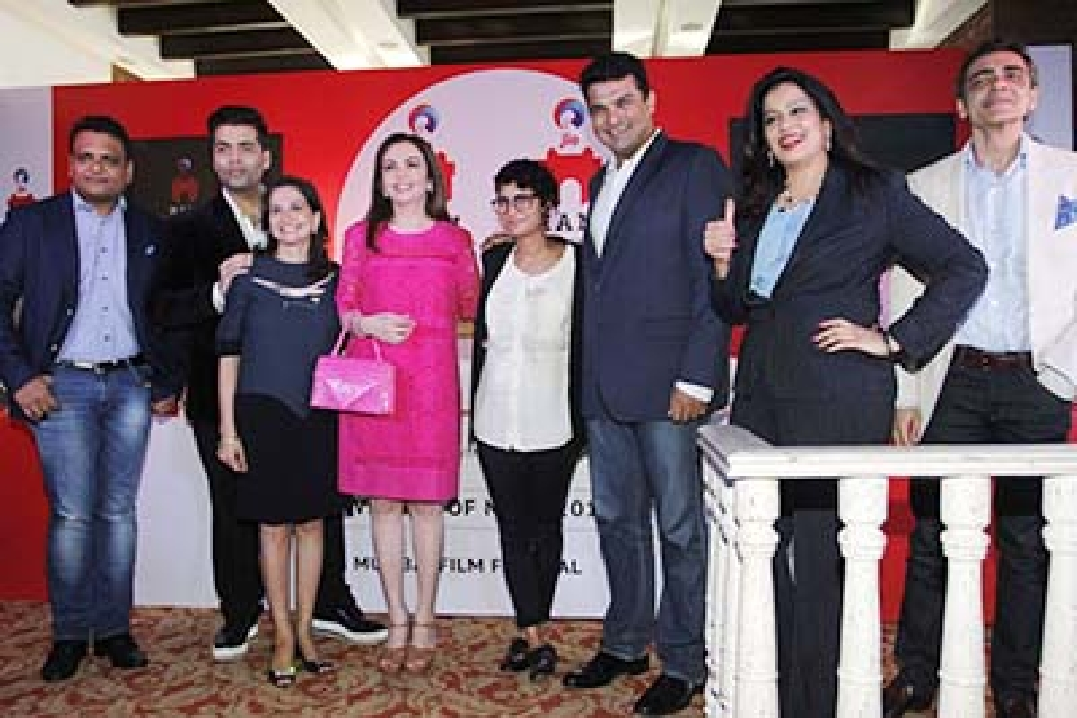 Filmmakers come together for MAMI