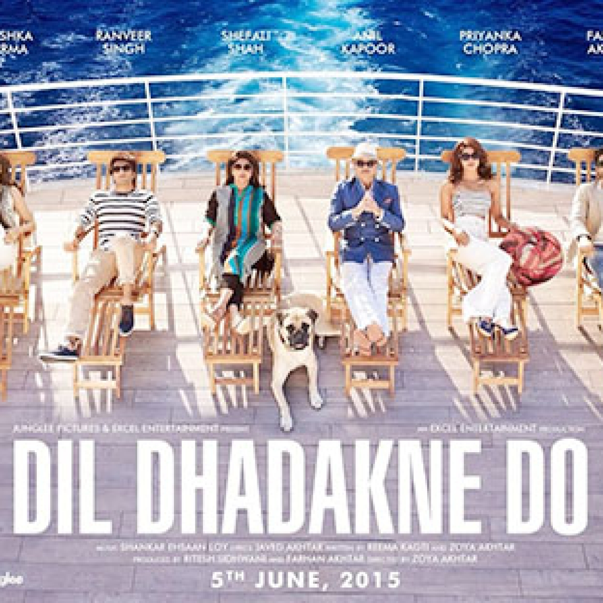 Ranveer Singh, Anushka Sharma share throwback pics as 'Dil Dhadakne Do' clocks 5 year