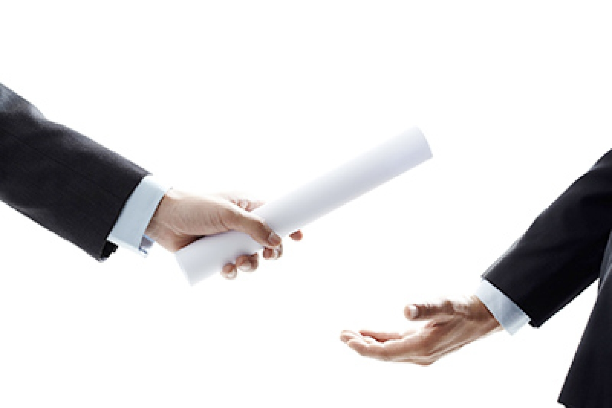 New Age succession  management is undergoing  change