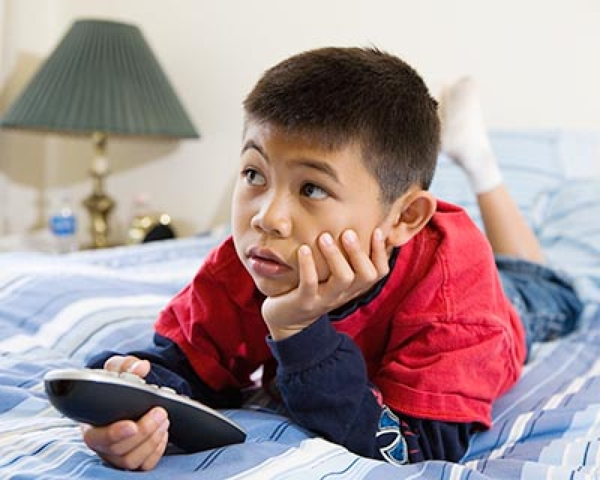 Researchers claim scary TV affecting a child's wellbeing is a myth