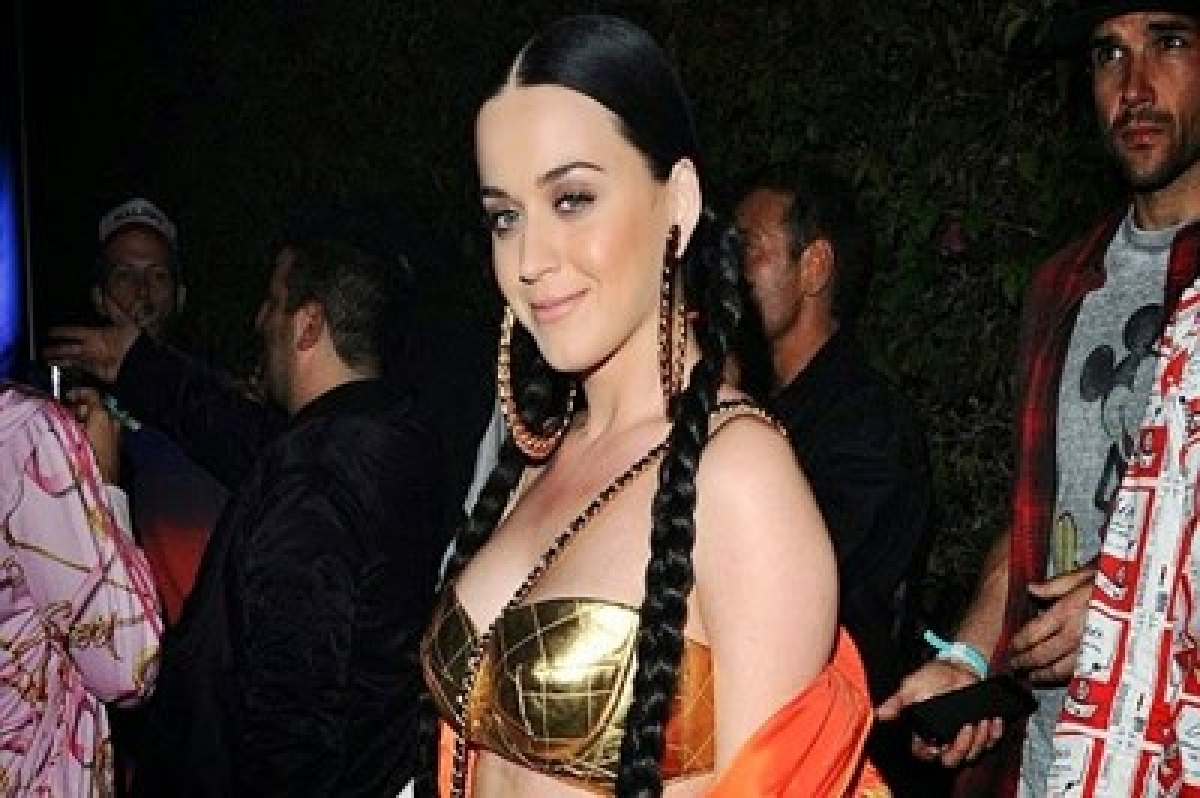Katy Perry unveils new music video