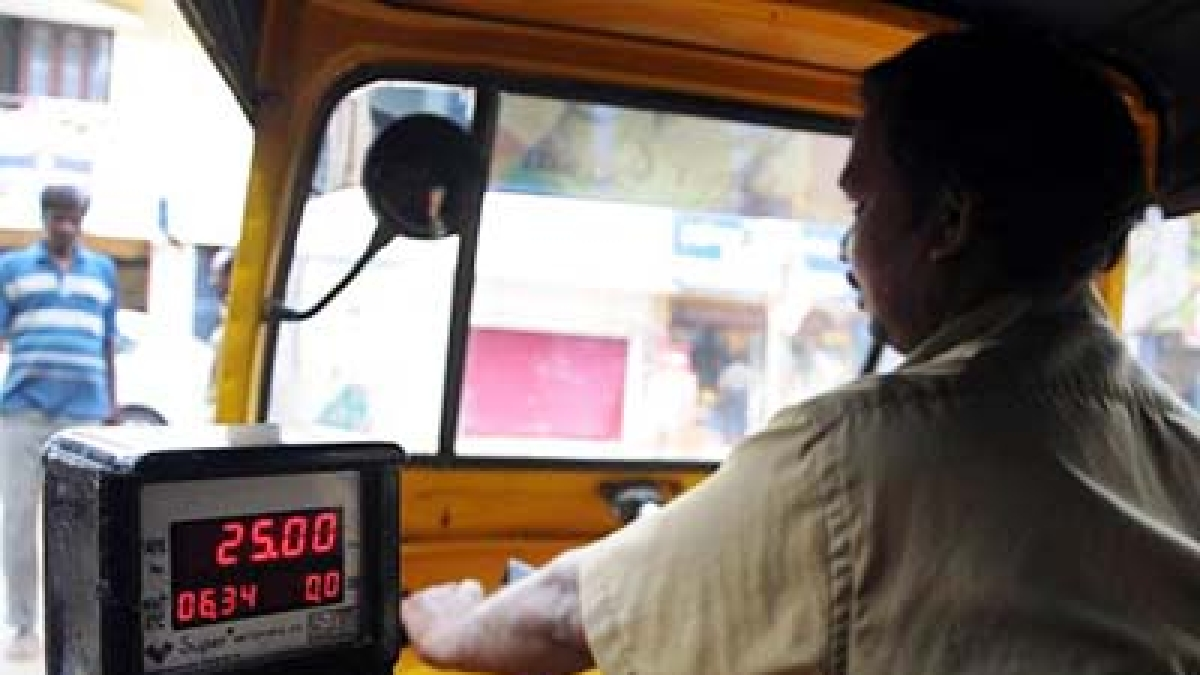 The right to refuse fares, a trait app cabs have picked up from kaali-peelis, auto drivers