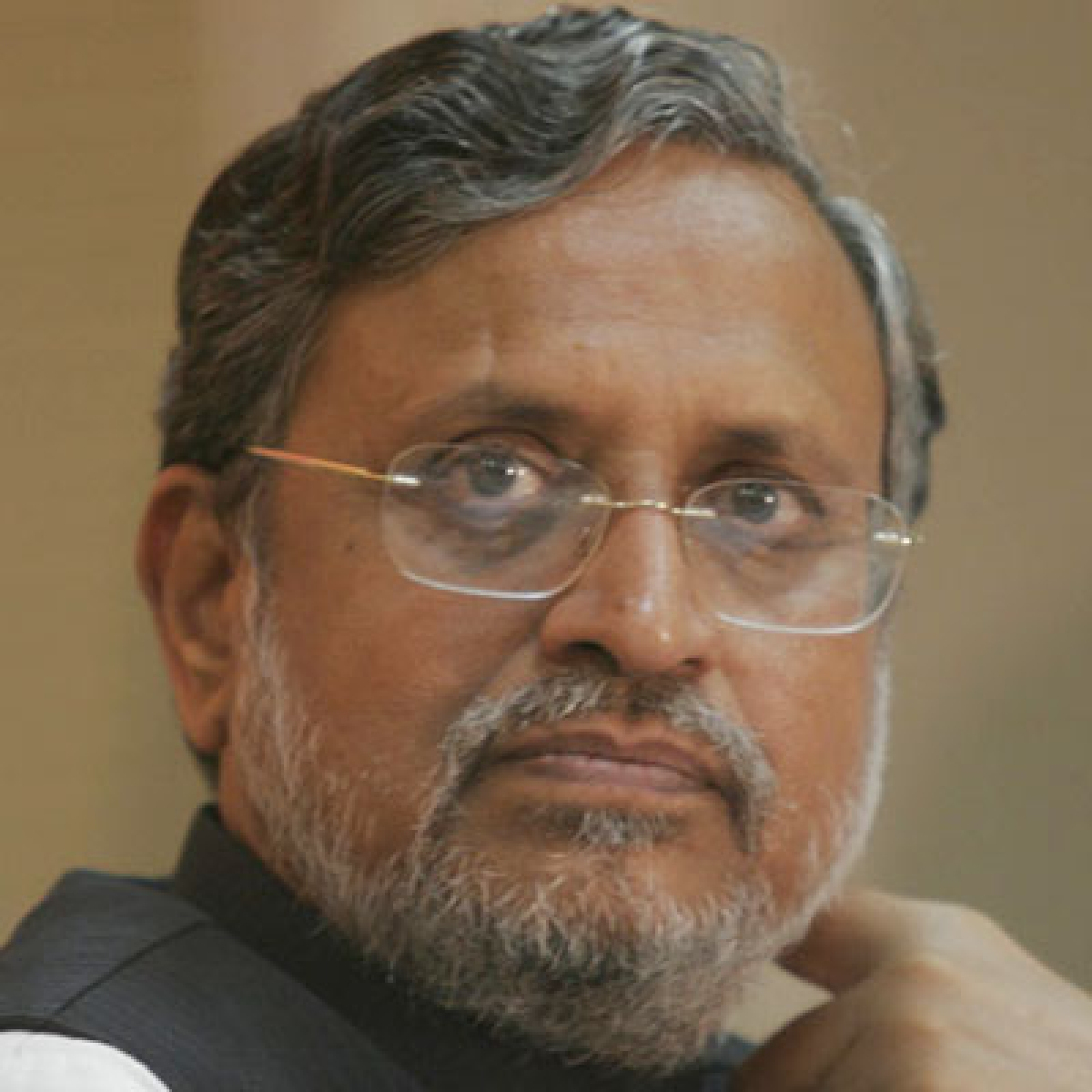 Sushil Modi draws flak for watching movie while Bihar battles flood