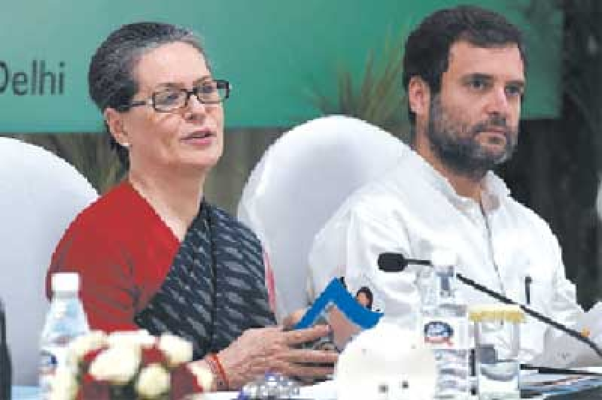 Real target of Gandhis' activism