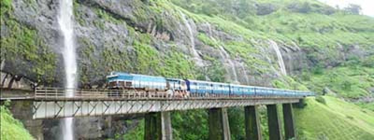 Railway line set to become harbinger of development