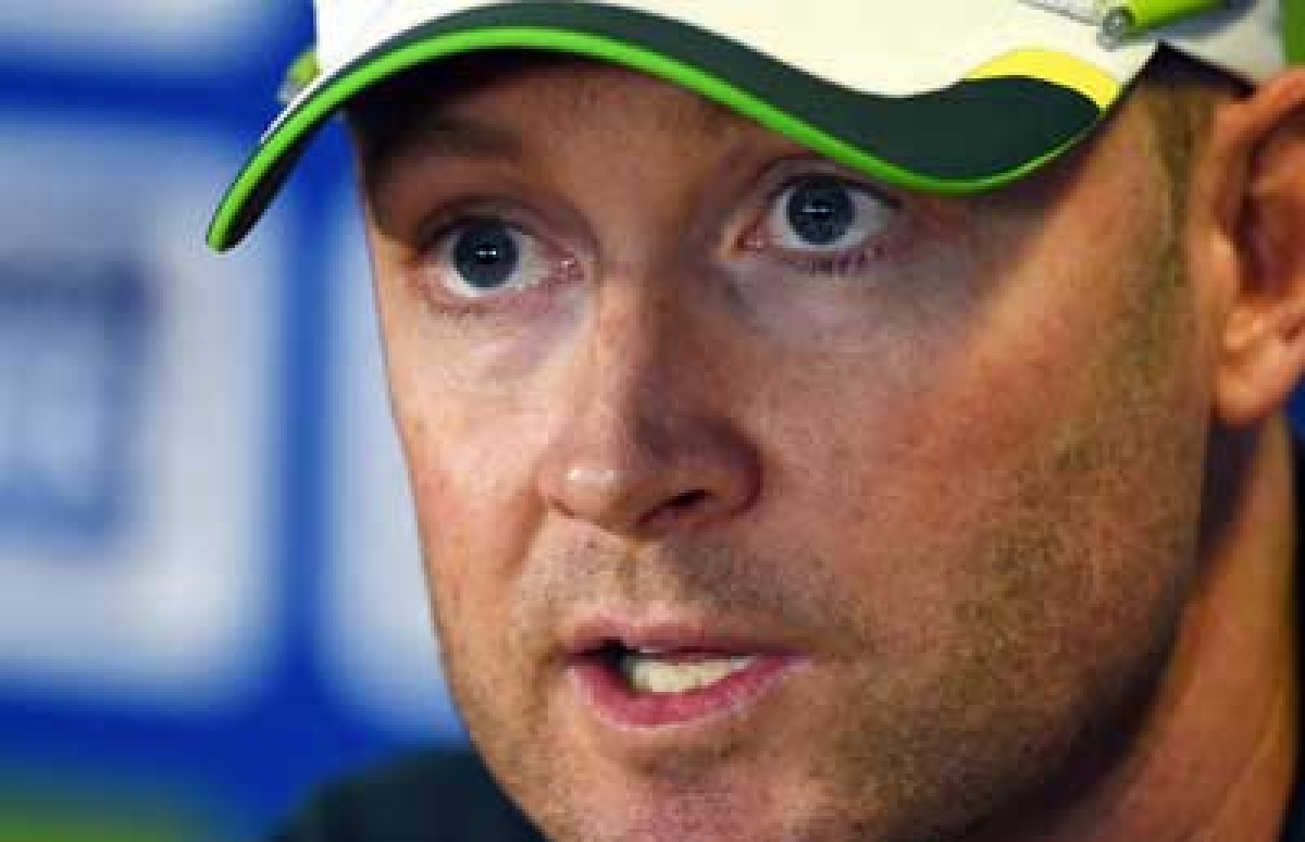 Clarke hints at selectors calling time on Haddin