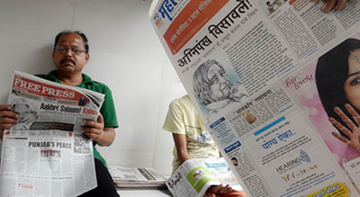 No risk of catching Coronavirus through newspapers, say top scientists