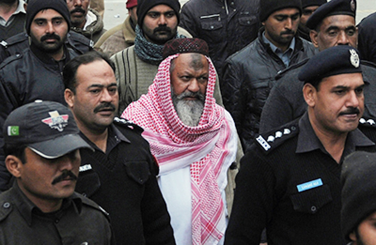 Banned outfit chief killed in Pak police shootout