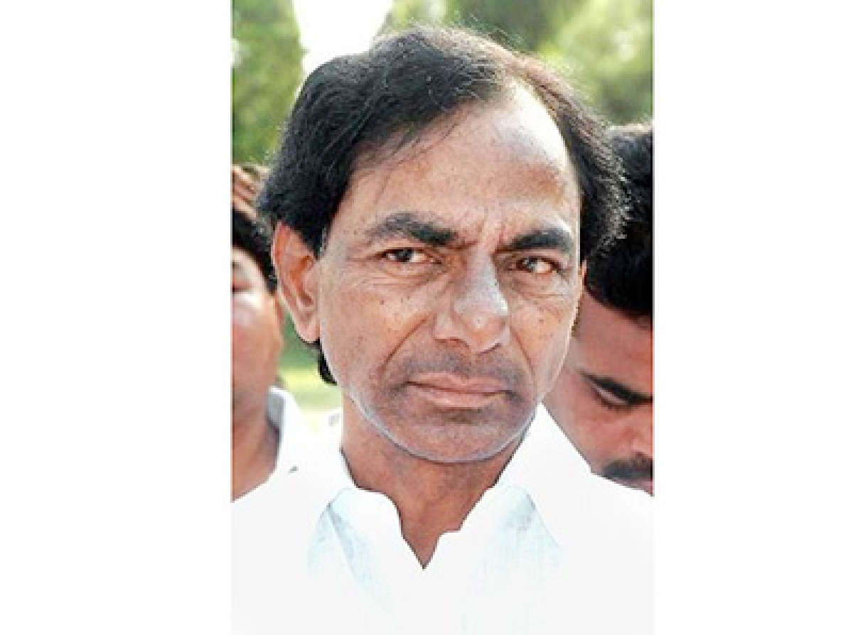 Time to turn Telangana into a `golden' State, says K Chandrashekar