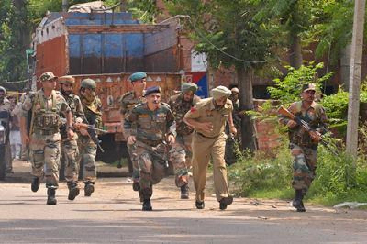 BSF kills 5 intruders along India-Pak International Border in Punjab