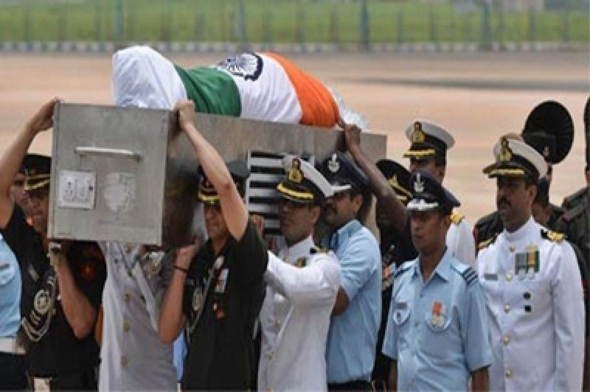 Preparations on for APJ Abdul Kalam's final journey