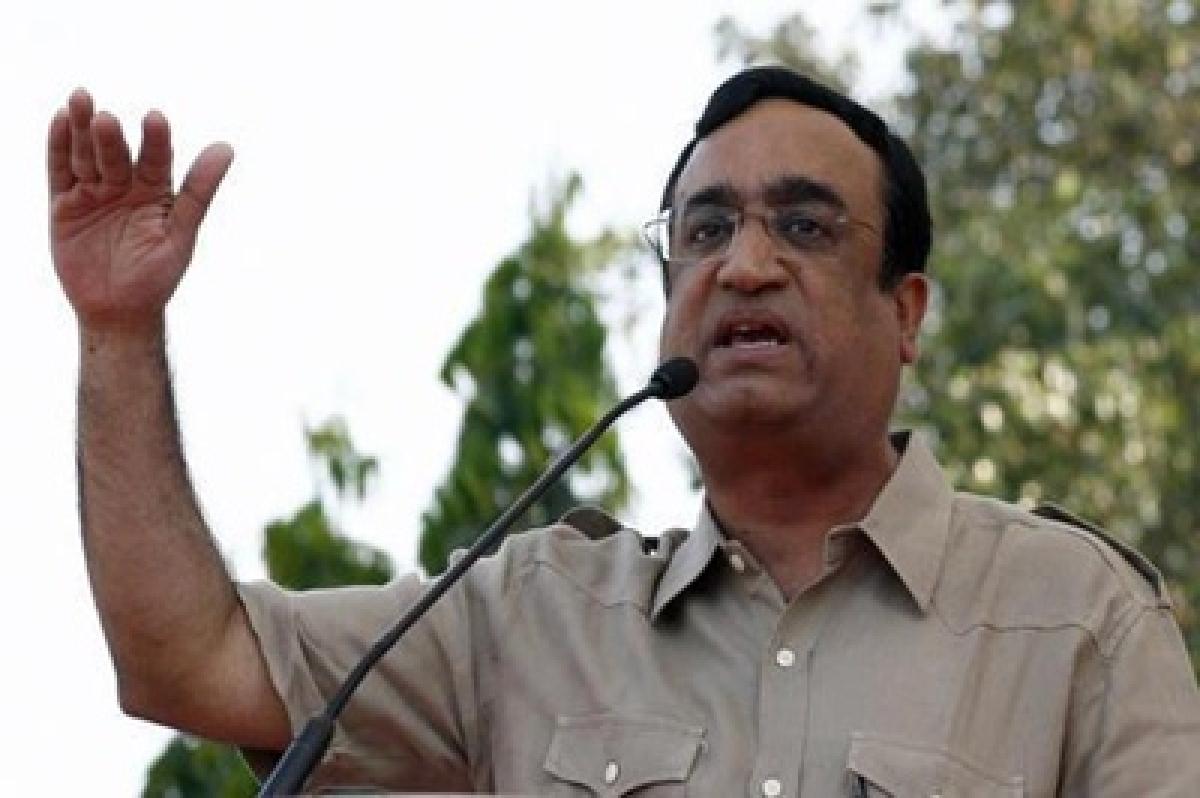 Nagrik Apurti scam: Congress demands Chhattisgarh CM's resignation