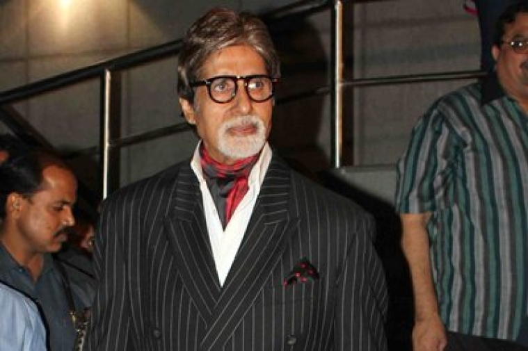Music was integral part our life since childhood: Big B