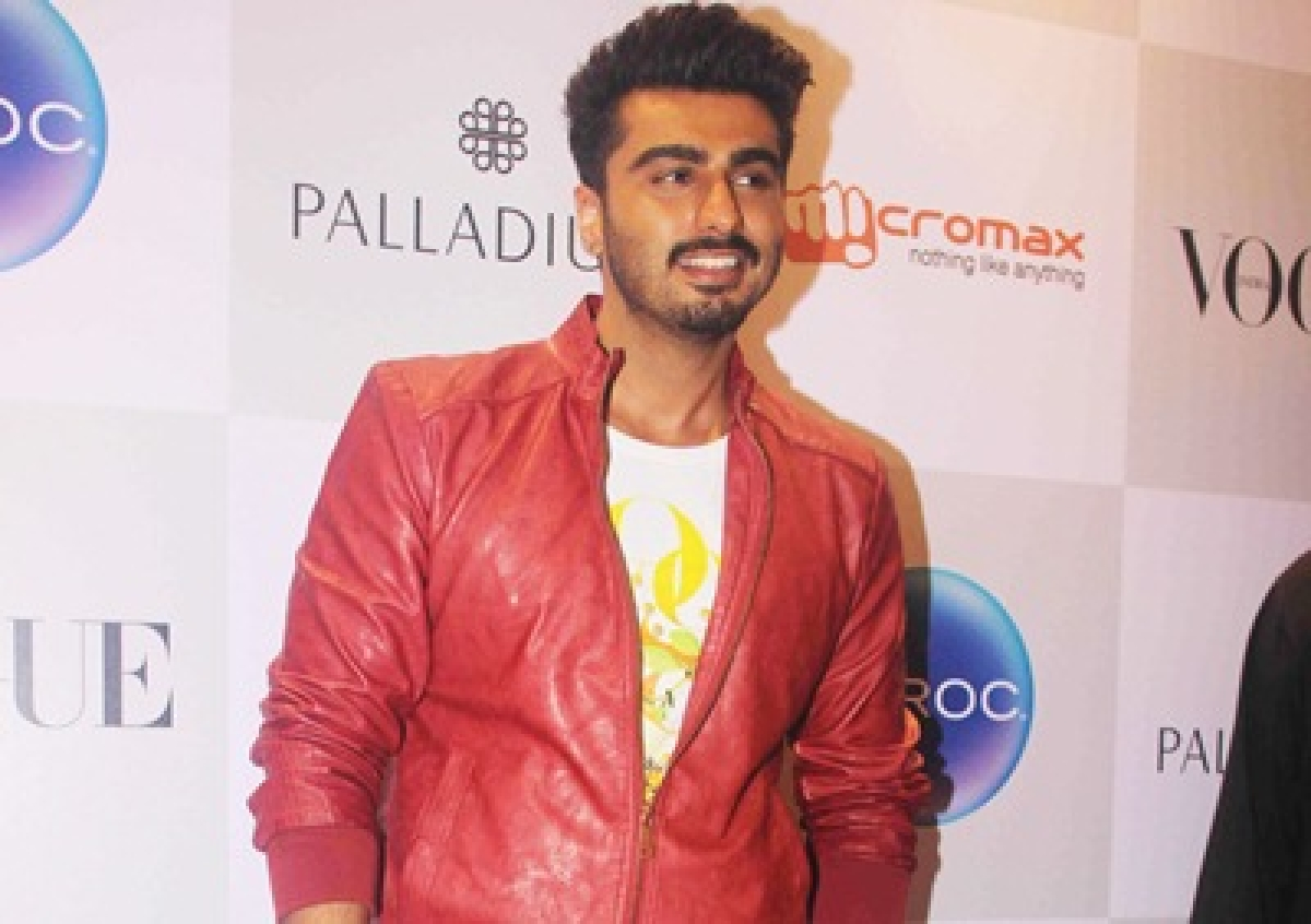 Arjun Kapoor happy to contribute to environment conservation