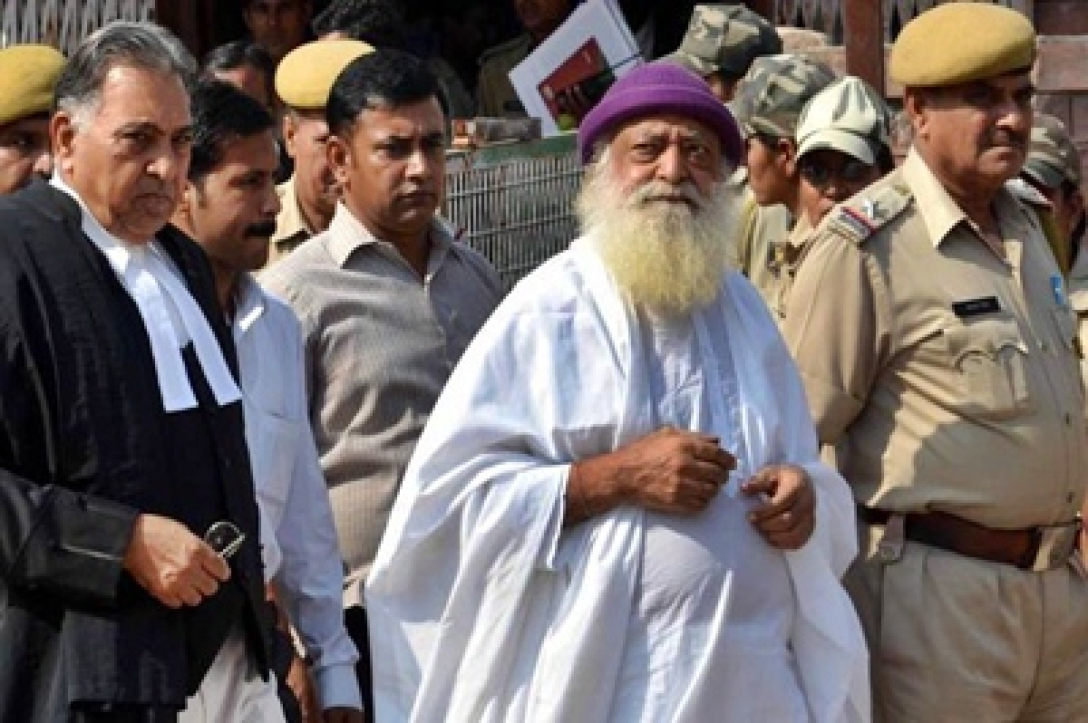 Video-conferencing feasibility in Asaram trial to be checked