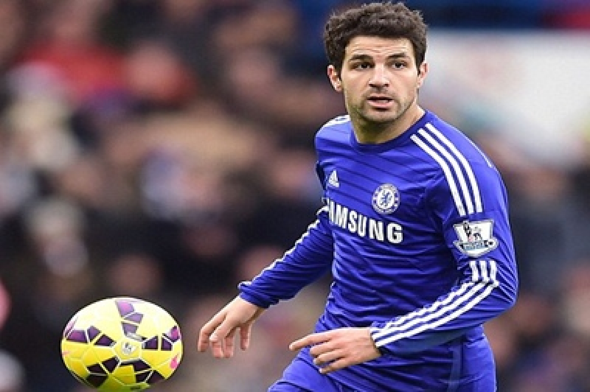 Cesc Fabregas urges Chelsea to perform like a `big player`