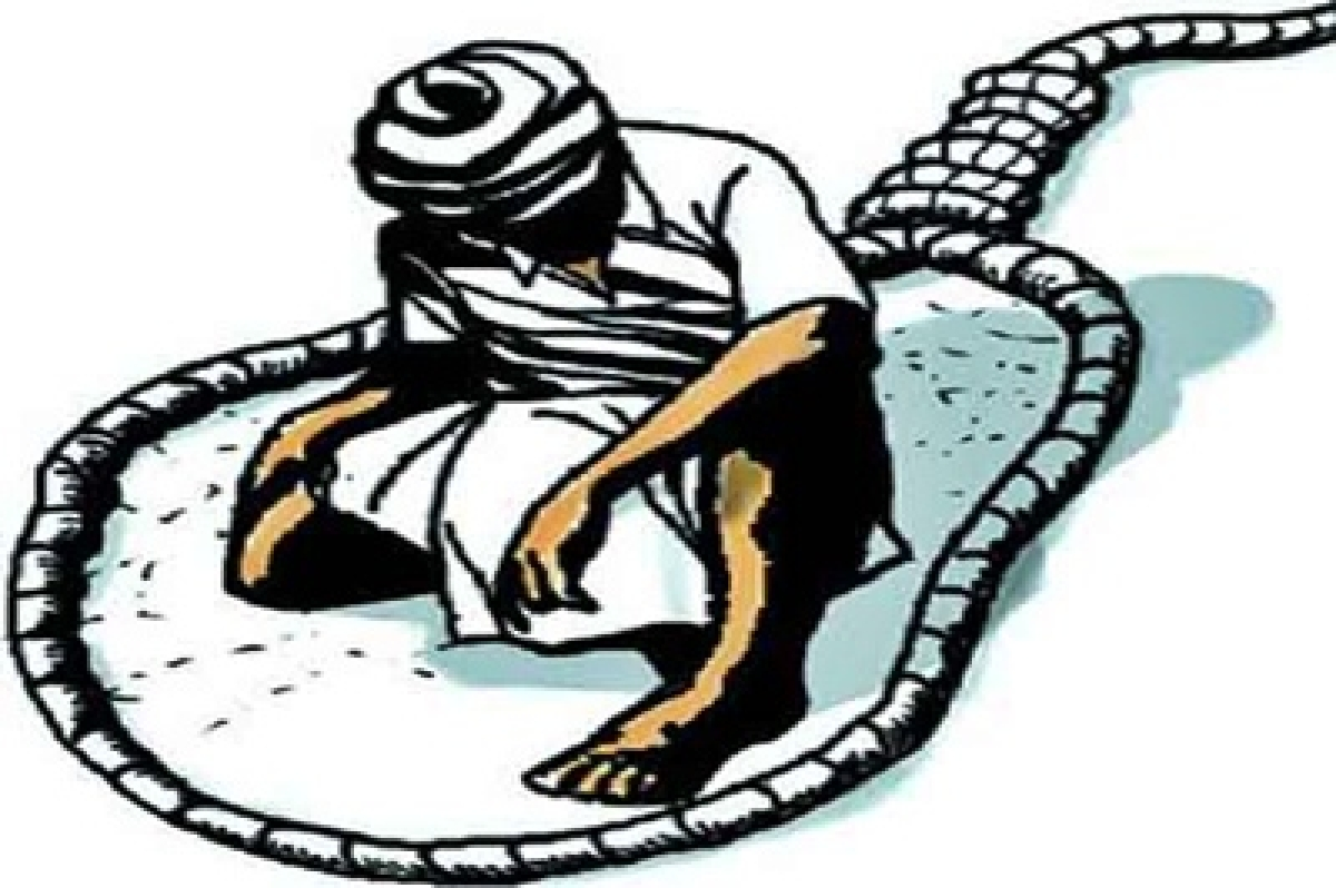 Bhopal: Worried over loan repayment, farmer commits suicide