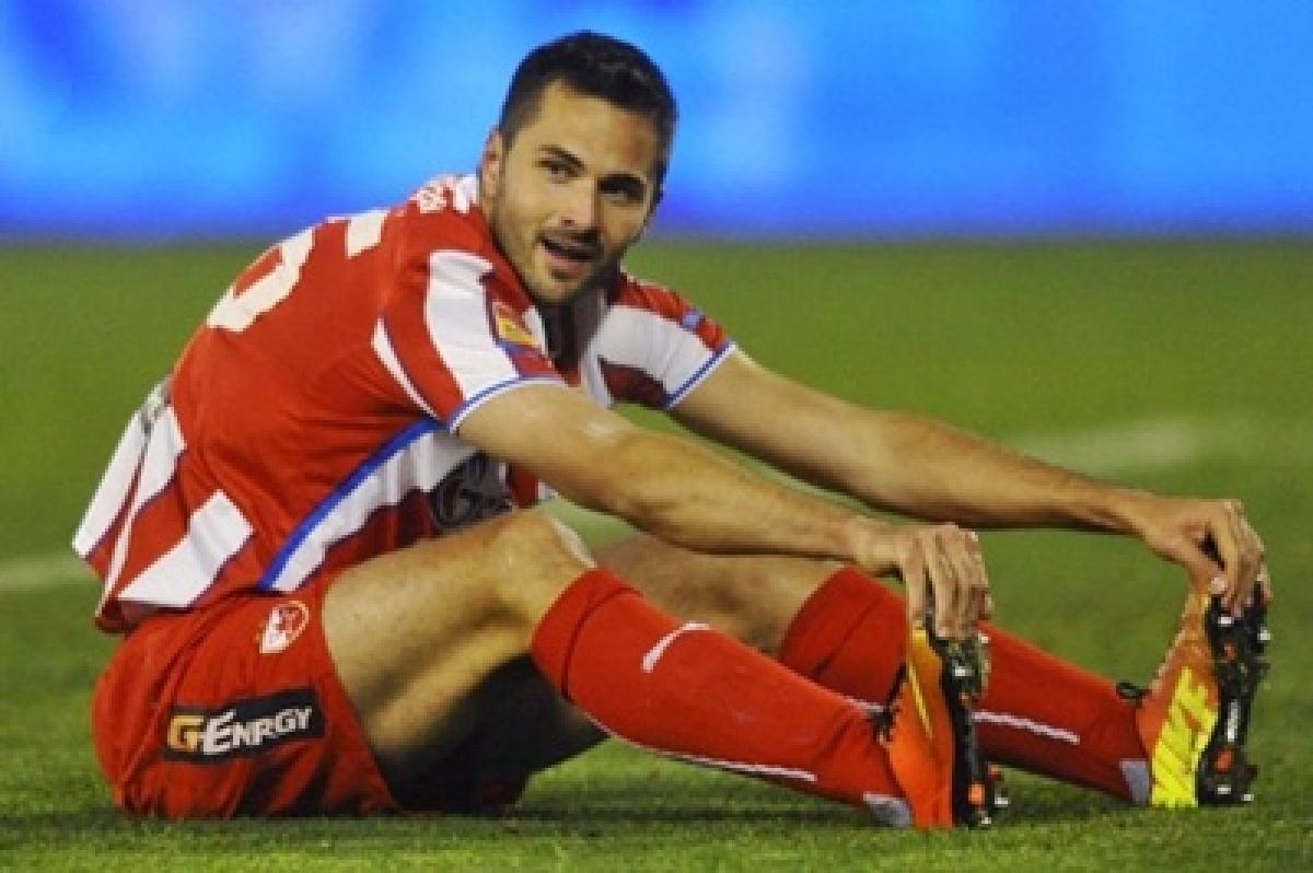 Serbian footballer Goran Gogic dies after training