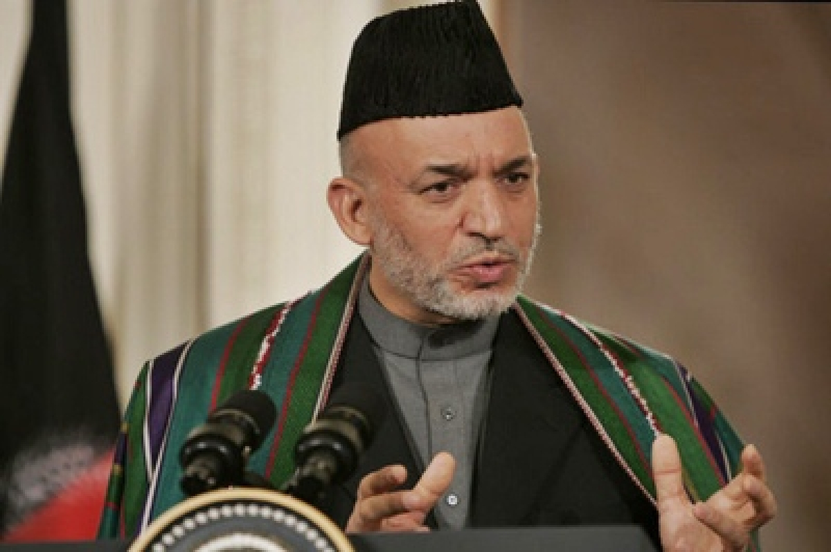 Hamid Karzai poses threat to Afghanistan's political stability, claim observers