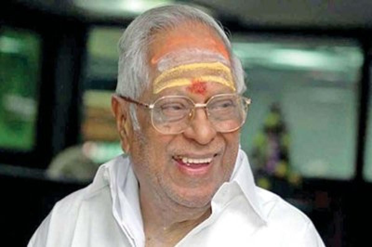 Music composer M.S. Viswanathan dead