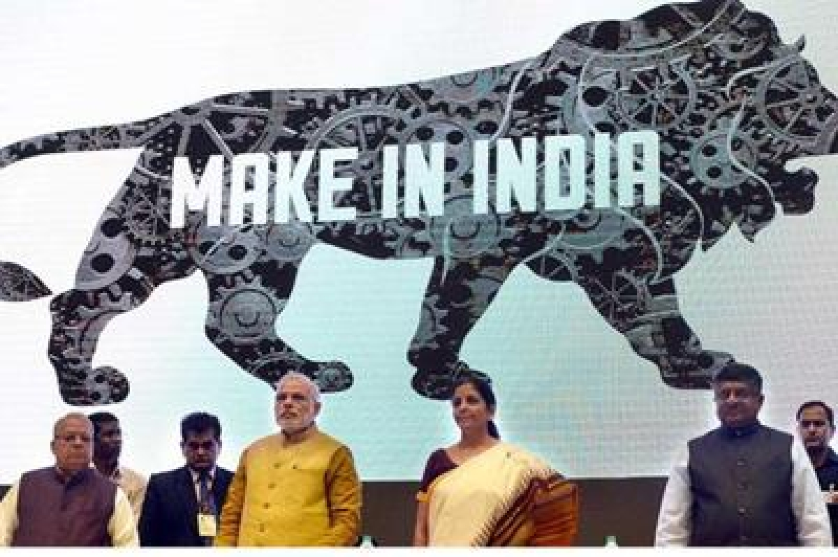 Make in India, but more carefully