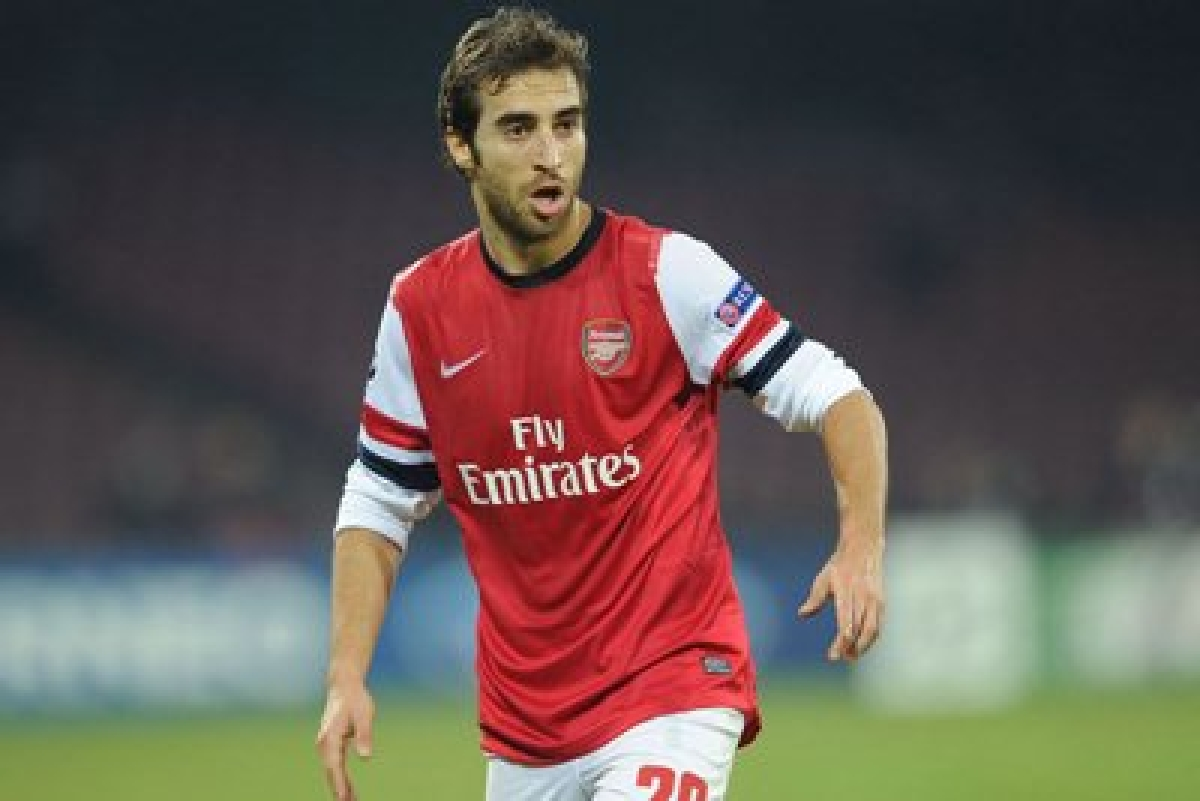 Will work hard to regain place in team: Arsenal's Flamini