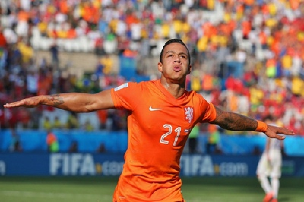 Want to create my own legacy at United: Memphis Depay