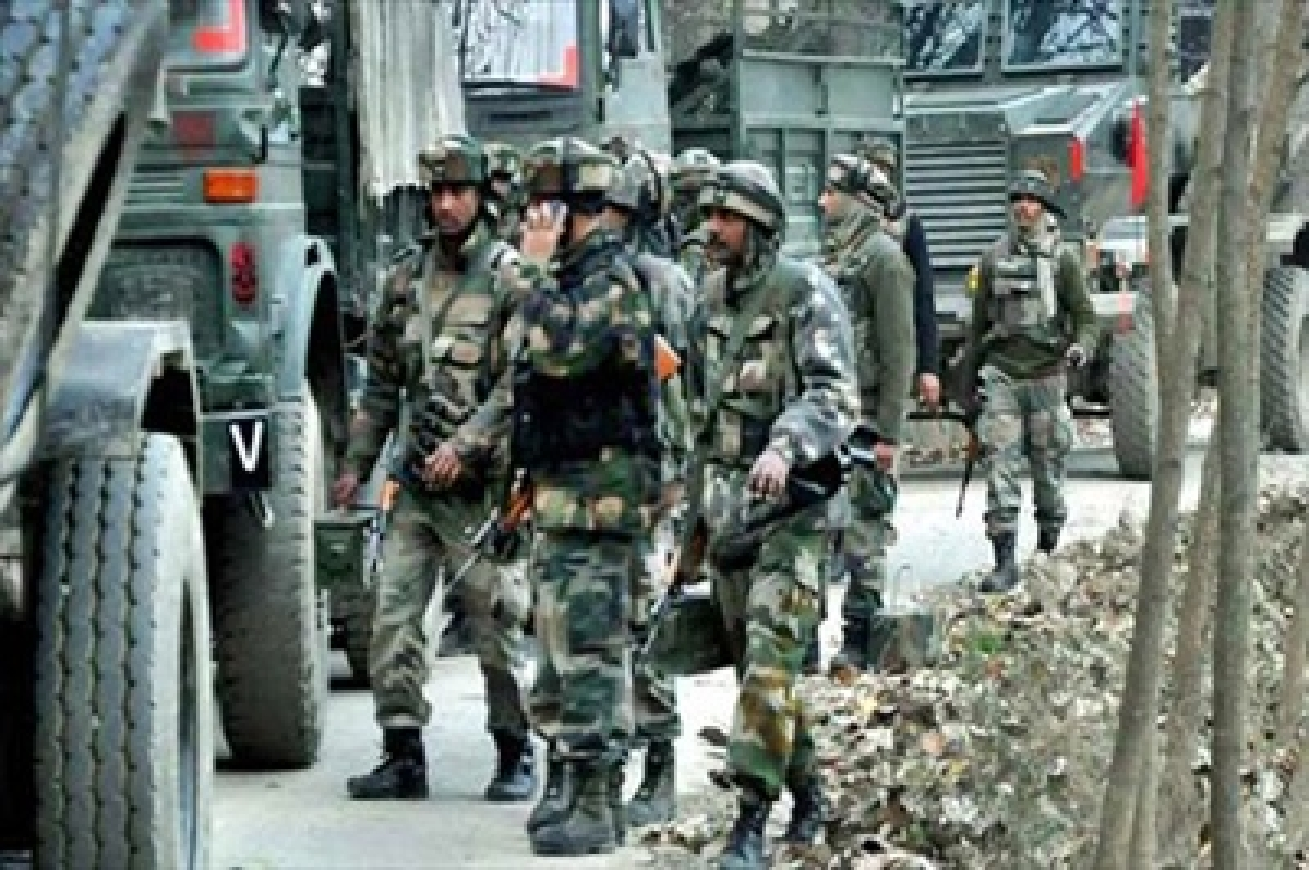 Two killed in militant attack on Jammu-Srinagar highway