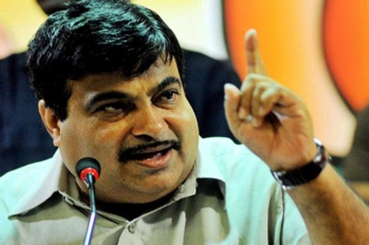 Vested interests opposing road safety bill: Gadkari
