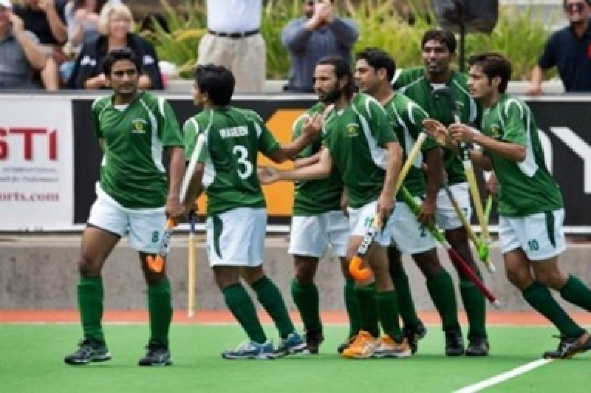Pakistan hockey team out of Rio race after loss to Ireland