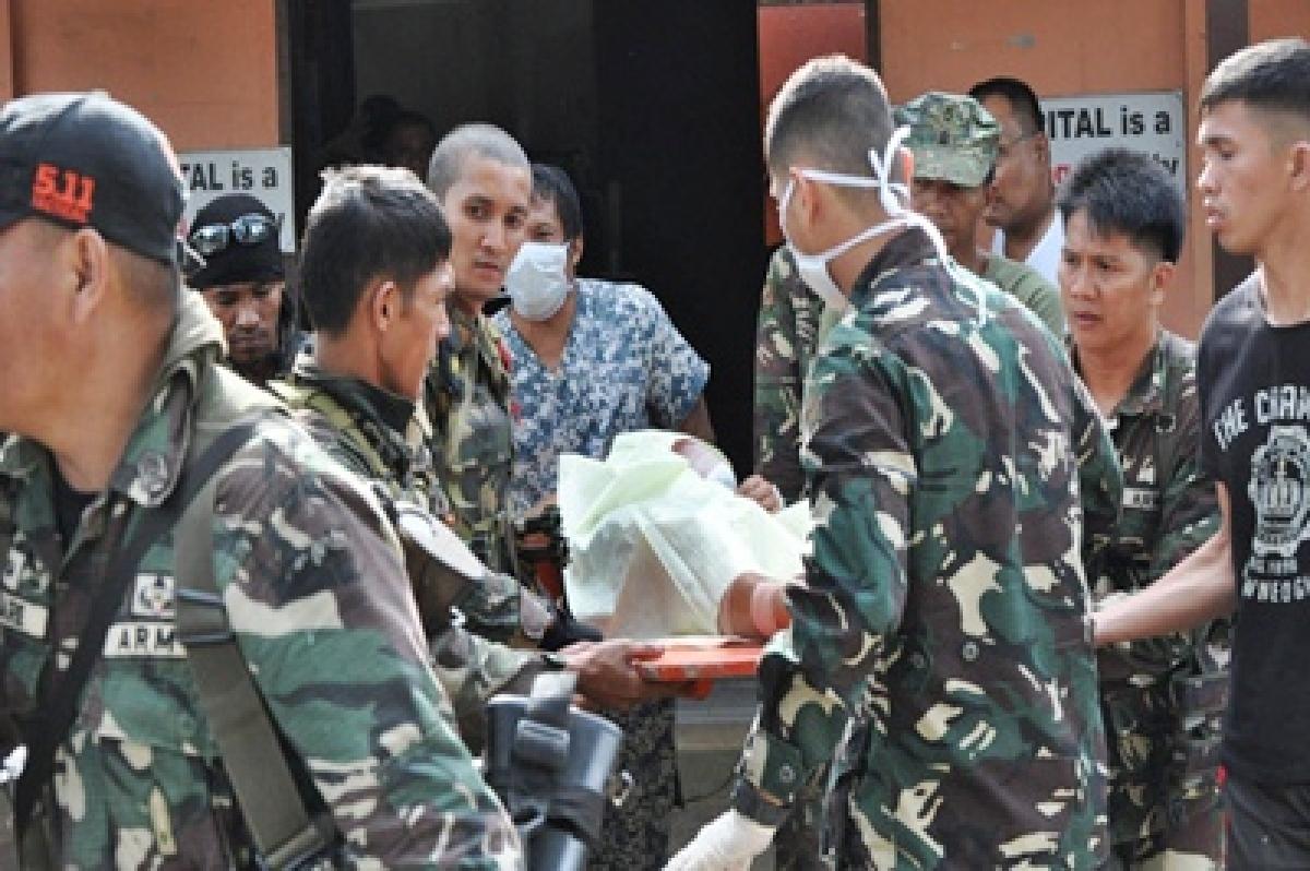 Three killed in Philippine clash
