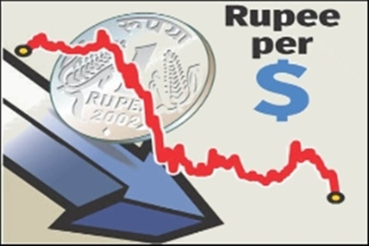 Rupee plunges by 32 paise against USD in early trade