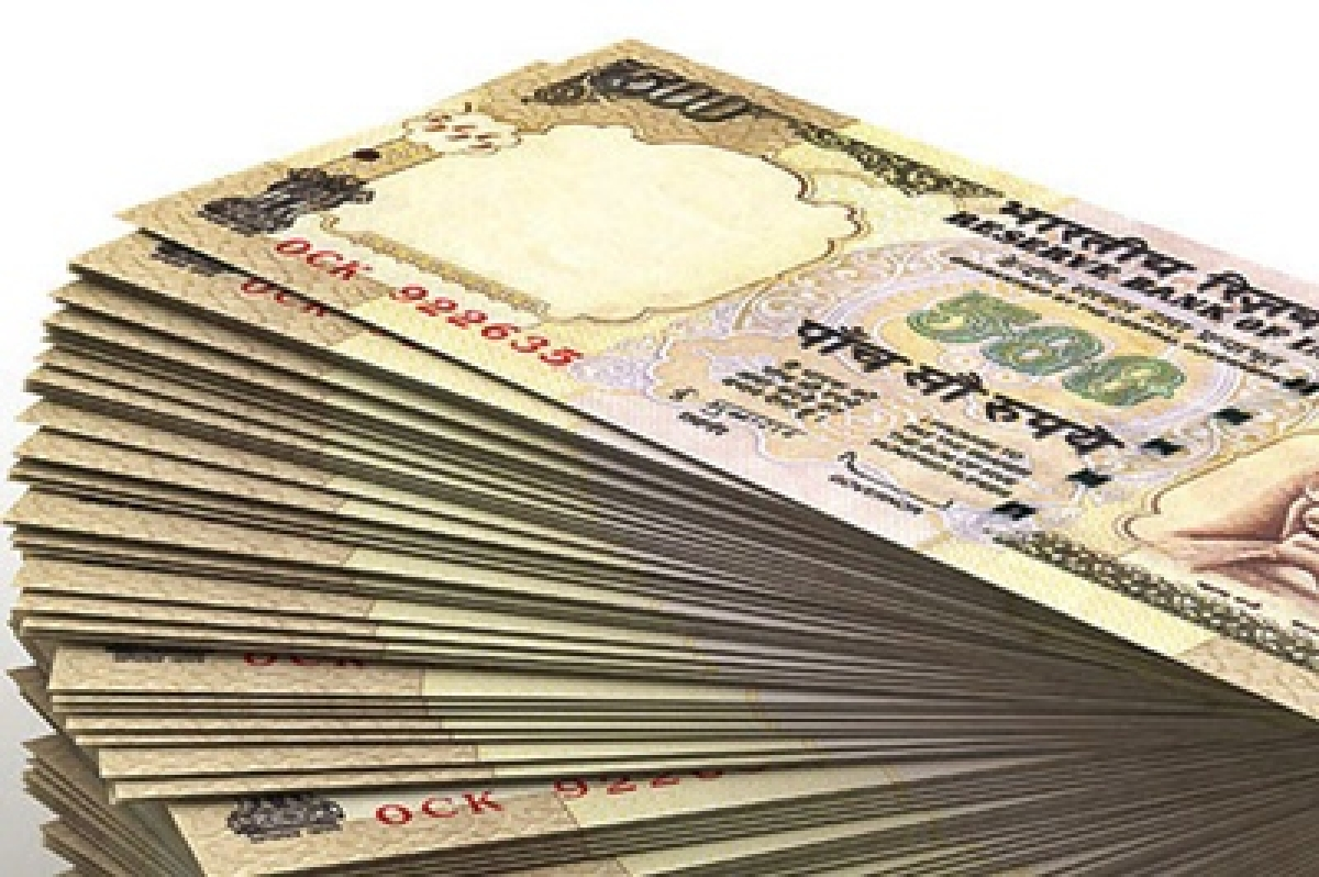 Rupee gains momentum, up 4 paise against dollar