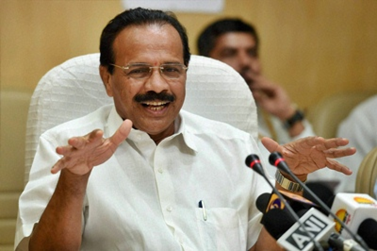 Legal education in country gets 'raw deal': Sadananda Gowda