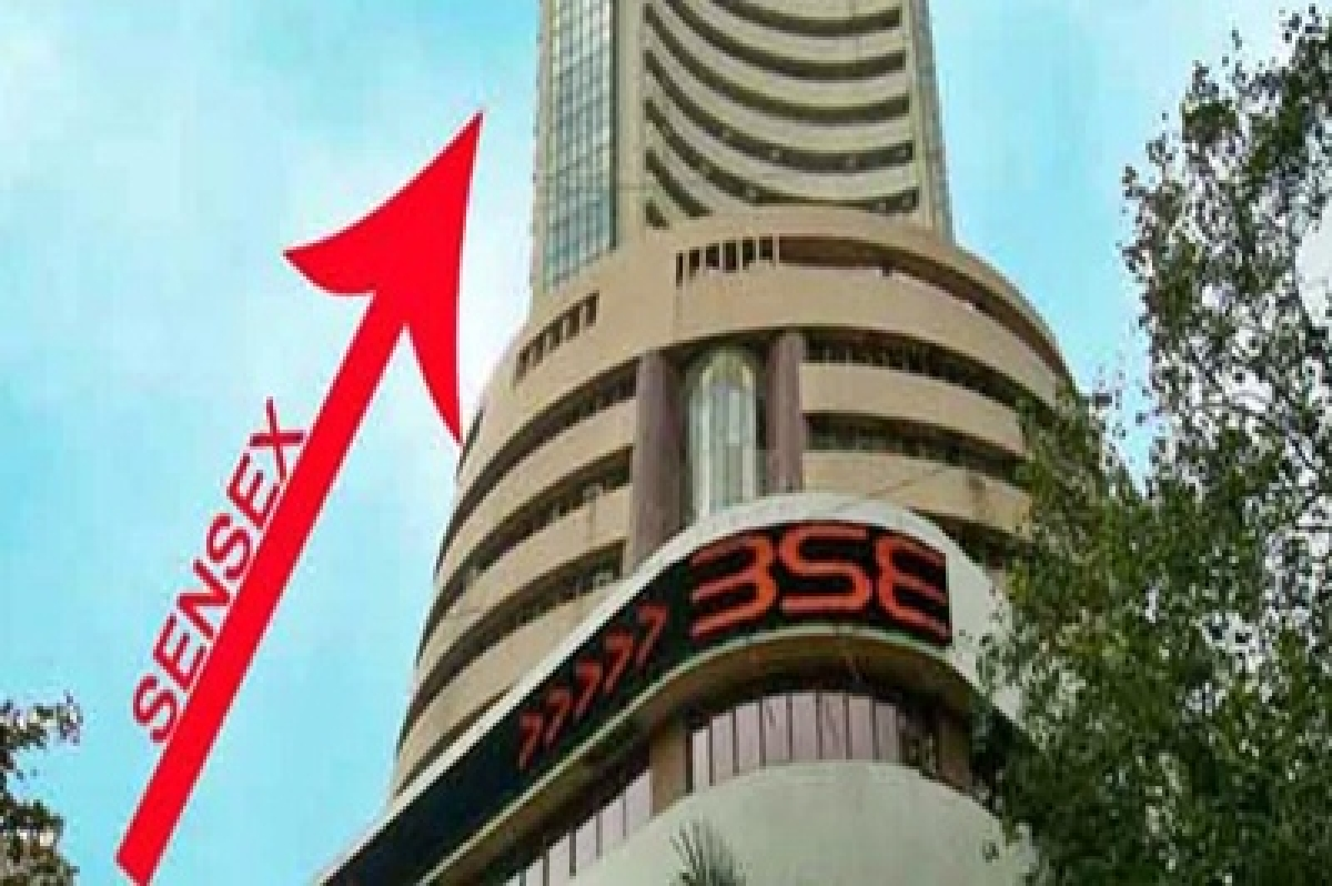 Sensex recovers 189 points, Nifty crosses 8,500 mark