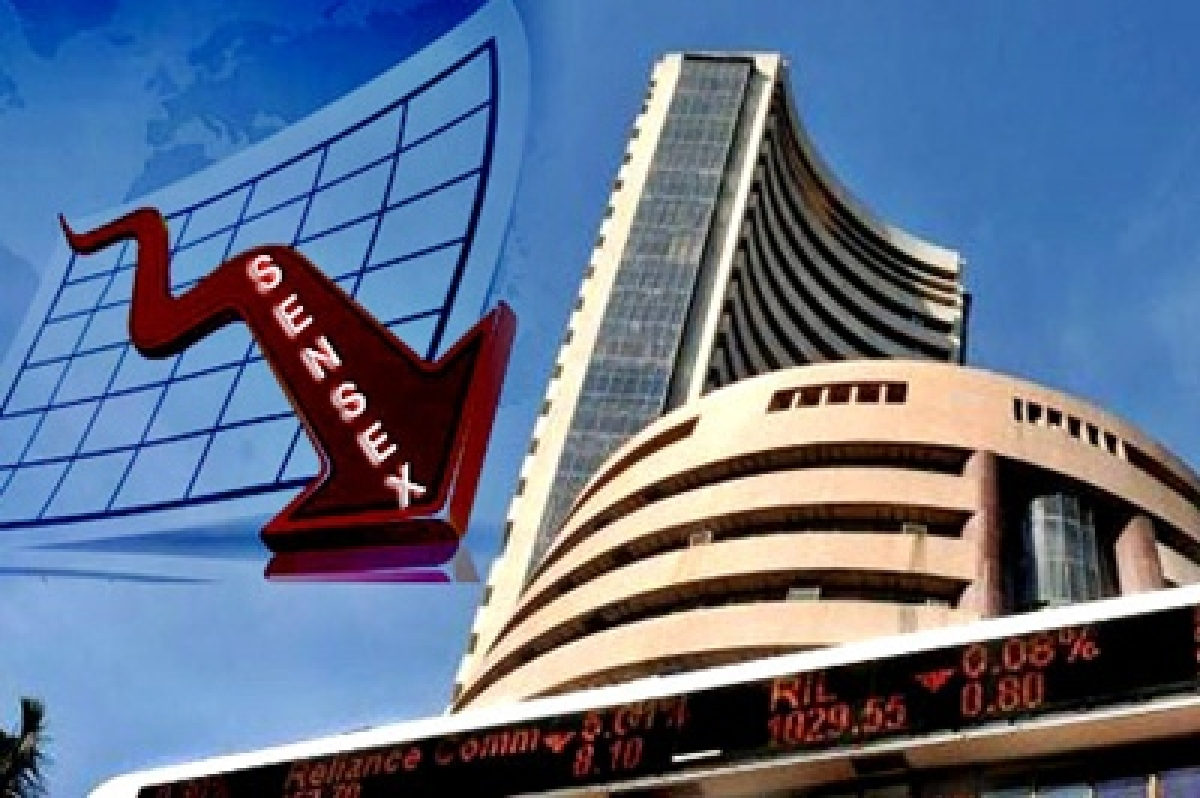 Sensex extends losses, down 80 points in early trade