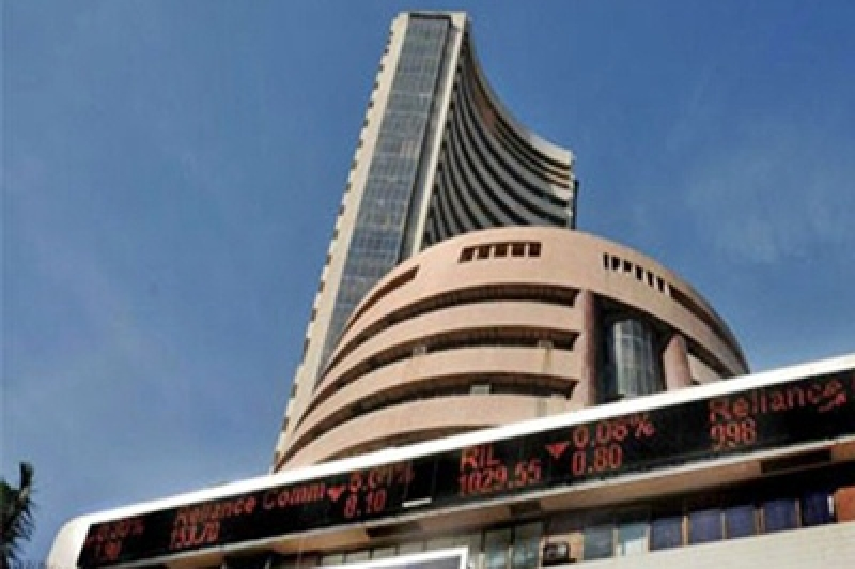 Lame results, inflation trends subdue markets; Sensex down 67 points
