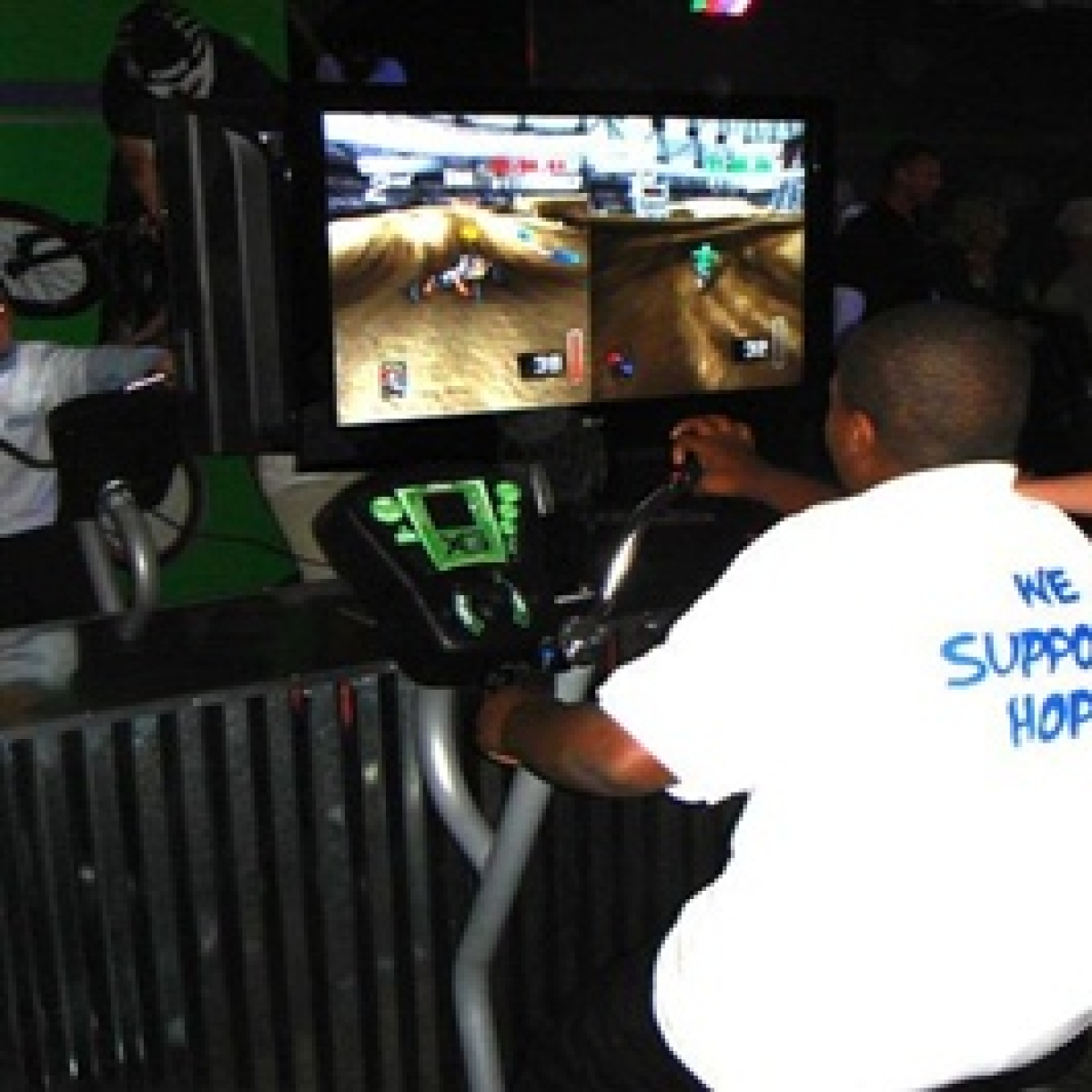 Like footballers, Esports gamers too suffer stress