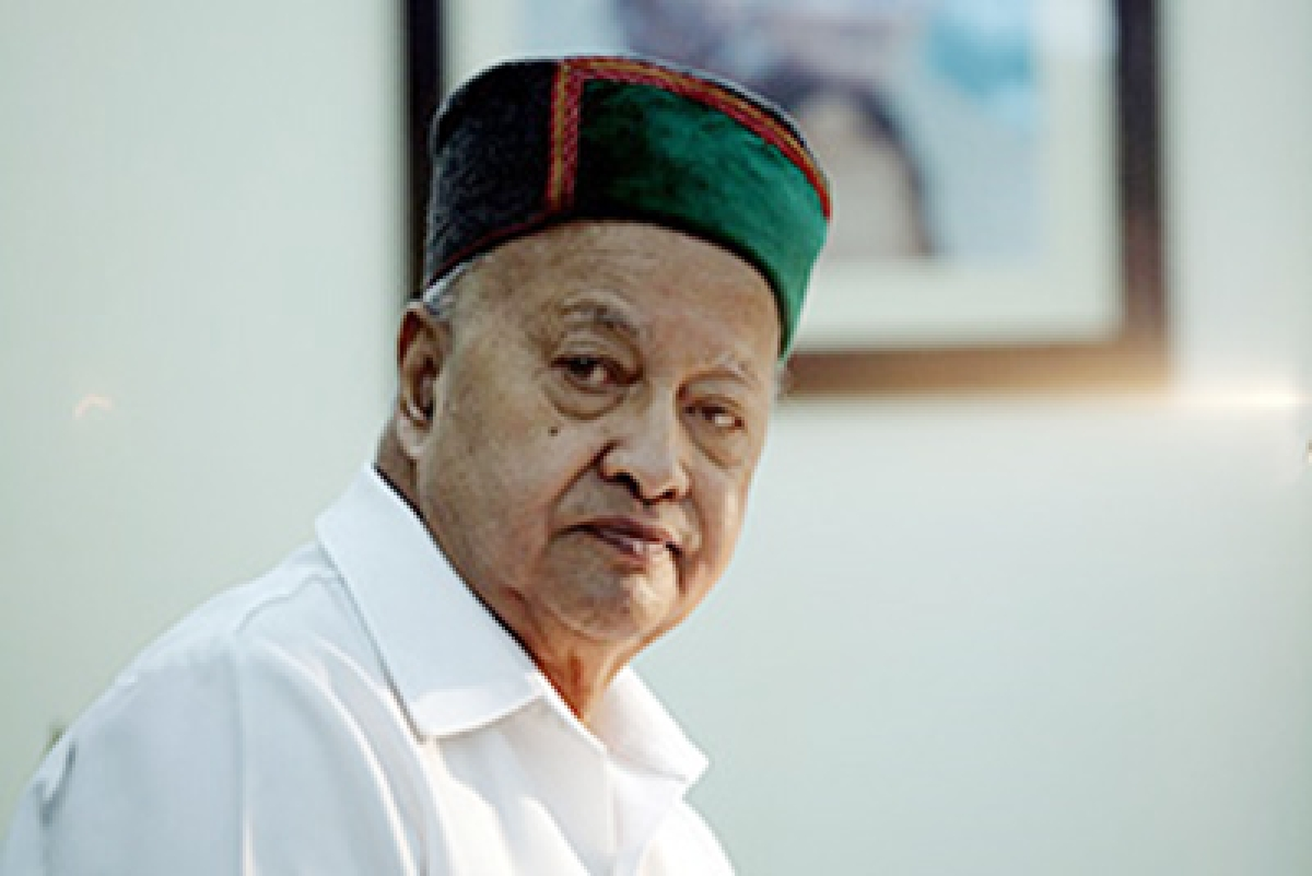 Himachal CM rejects graft charges, alleges witch-hunt