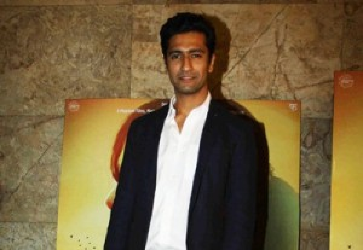 I aspire to be a self-made actor: Vicky Kaushal