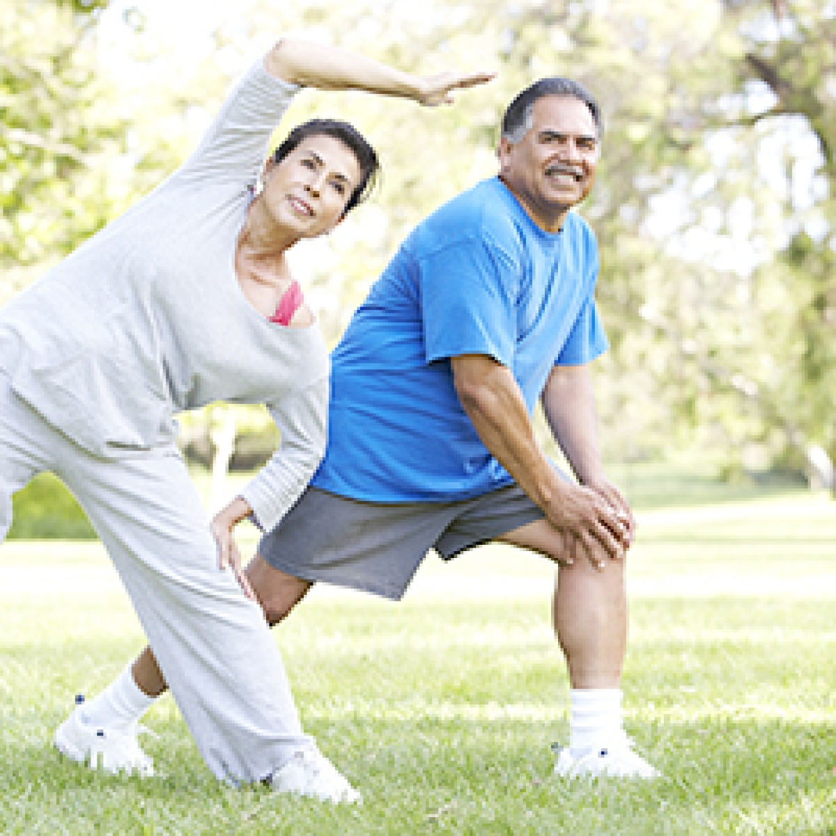 There is no age for exercise when it comes to heart