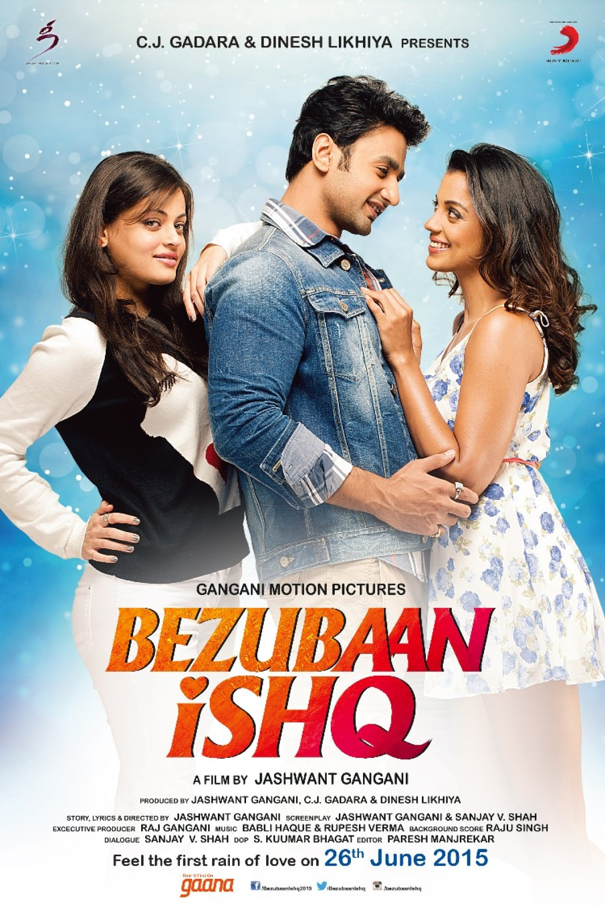 Movie Review: Bezubaan Ishq – Antiquated TV style romance!