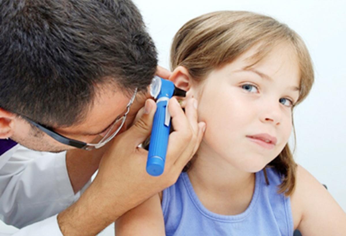 'Nasal balloon' procedure  to treat hearing loss in kids